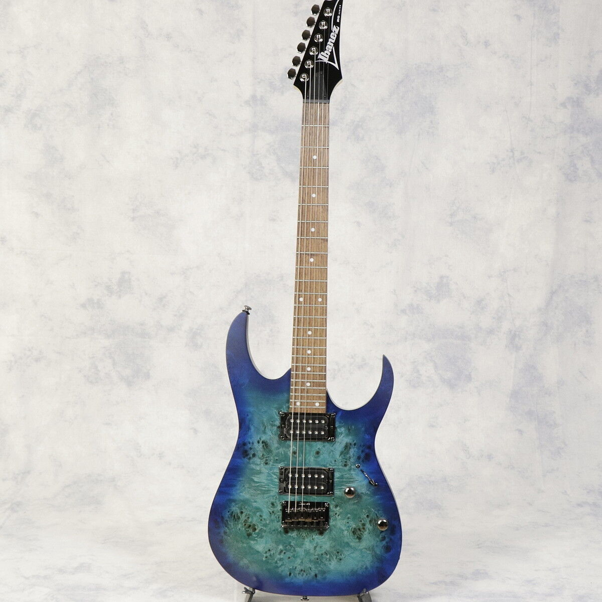 New Ibanez RG421PB Sapphire bluee Flat (SBF) Electric Guitar From Japan