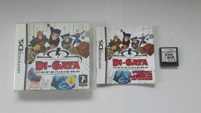 DI GATA DEFENDERS Nintendo DS Spiel