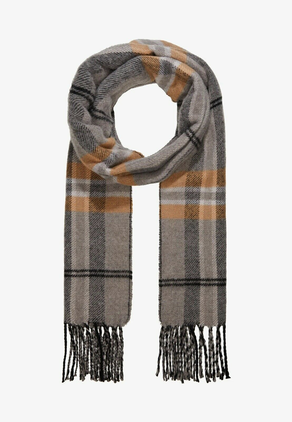 ALDO COHAN - Men's Scarf - Grey - Brand New With Tags