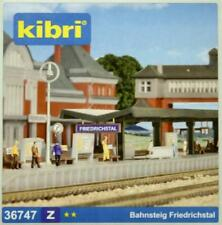Kibri 36747 Z Bahnsteig Friedrichstal