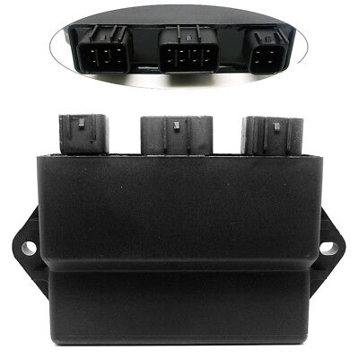 Metal CDI Module for YFM 350 Bruin Grizzly Wolverine,5UH-85540-00-00 Yctze CDI Module Black