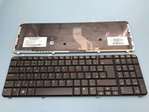 New-For-HP-Pavilion-DV6-1000-DV6-1100-DV6-1200-DV6-2100-Czech-Slovakian-Keyboard