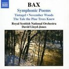 Bax: Symphonic Poems (CD, Jun-2005, Naxos (Distributor))