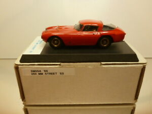 BBR-SM09A-FERRARI-250-MM-STREET-53-RED-1-43-EXCELLENT-IN-BOX