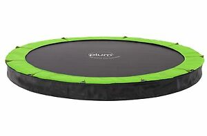in ground trampoline. Image Is Loading Plum-In-Ground-Trampoline-8ft-10ft-and-12ft In Ground Trampoline T