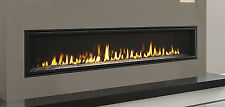 "Majestic Echelon II 72"" Direct Vent Linear Fireplace Complete PACKAGE DEAL"