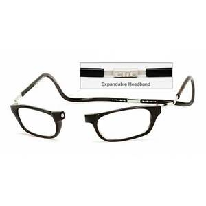 75202cd76a Image is loading CliC-Snap-Reading-Glasses-XXL-Neck-Hanging-Magnetic-