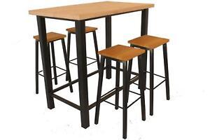 Design barset di anthony sgabello bar tavolo da party tavolino set