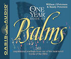 The One-Year Book of Psalms: 365 Inspirational Readings from One of the Best-Loved Books of the Bible: New Living Translation by Randy Petersen, William F Petersen (CD-Audio)
