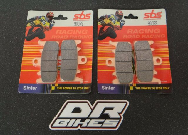 Aprilia Caponord 1200 2013 - 2017 SBS Race Sintered Front Brake Pads 900RS