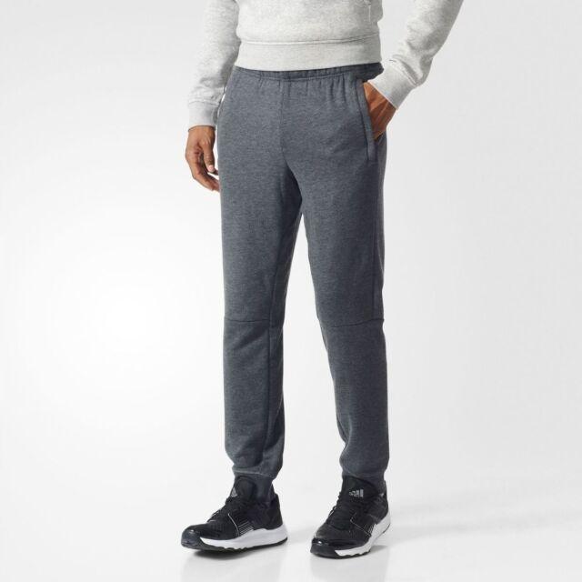 Climalite Adidas Entrenar Gris Largo Hombre Fondo Running Pantalones qnUTwpOfv