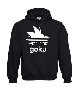 Whykiki-Adidas-Goku-Master-Son-I-Patter-I-Fun-I-Funny-to-5XL-I-Men-039-s-Hoodie
