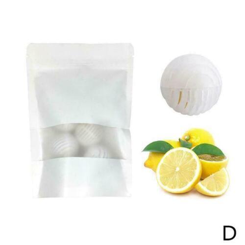 6xShoe Deodorant Dryer Balls Moisture AbsorberAnti-milde Shoes Deodorant du W9Z5