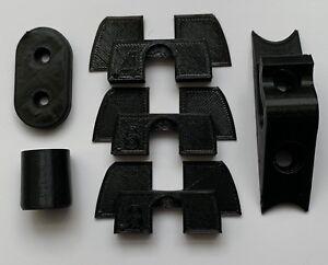 Xiaomi-MiJia-M365-M187-Scooter-Mod-Parts-Rubber-Flex-Vibration-Damper-Black-3D