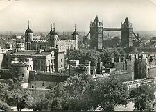 Alte Postkarte - Tower of London