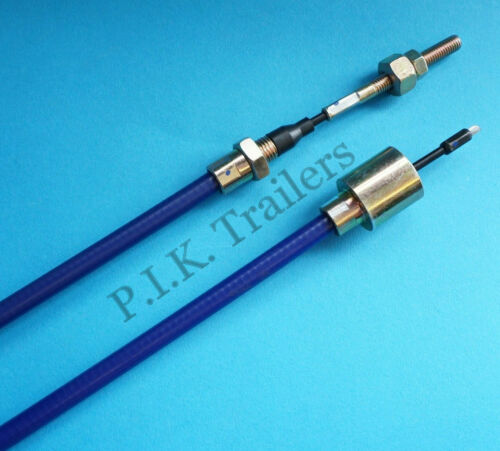 2 x Long Life 1030mm Trailer Brake Cables for BPW Brakes 05.089.33.81.0