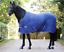 "Weatherbeeta Cozi-Dry cou standard Bleu//Gris 5/' 6/"" 7/' 0/"""