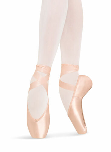 $78.25 NWT Bloch Heritage Pointe Shoes S0180L 15/% OFF FAST SHIPPING!