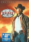 Walker Texas Ranger The Final Season 6 Discs 2005 Region 1 DVD CLR