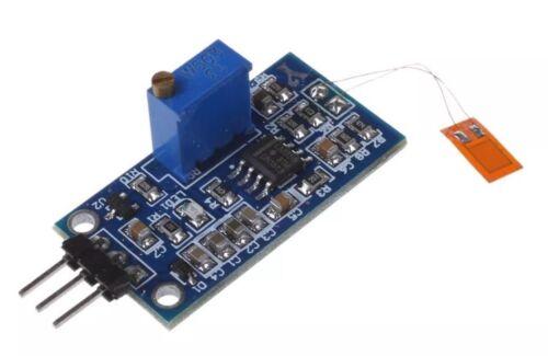 Extensímetro módulo sensor de prueba de flexión DVR de salida de voltaje de peso para Arduino