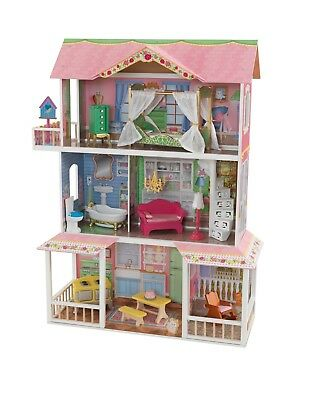 "Sweet Savannah Dollhouse by Kidkraft great for ""30cm"" Dolls  like Barbie's"