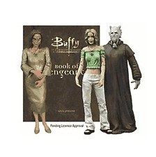 BUFFY L'AMMAZZAVAMPIRI ANGEL-LA VENDETTA DEMONE 3 giocattolo figura BOX SET RARO