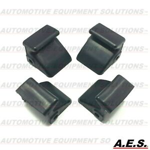 4Pc Insert Jaw Cover Wheel Plastic Protector Triumph Rim Clamp Tire Changer Tool