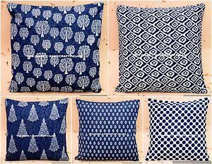 16-039-039-Indian-Cushion-Cover-Pillow-Case-Indigo-Blue-Ethnic-Throw-Decor-Pillow-Sham