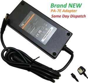 Dell-19-5V-10-8A-Laptop-Charger-Laptop-Ac-Adapter-PA-7e-Power-Supply-UK-Cord