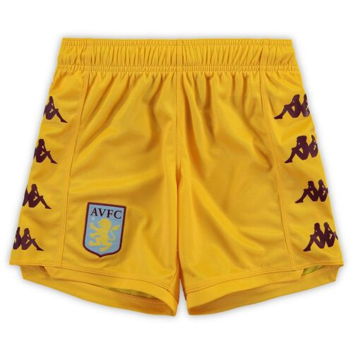 Kids Aston Villa Away Goalkeeper Shorts 2019-20