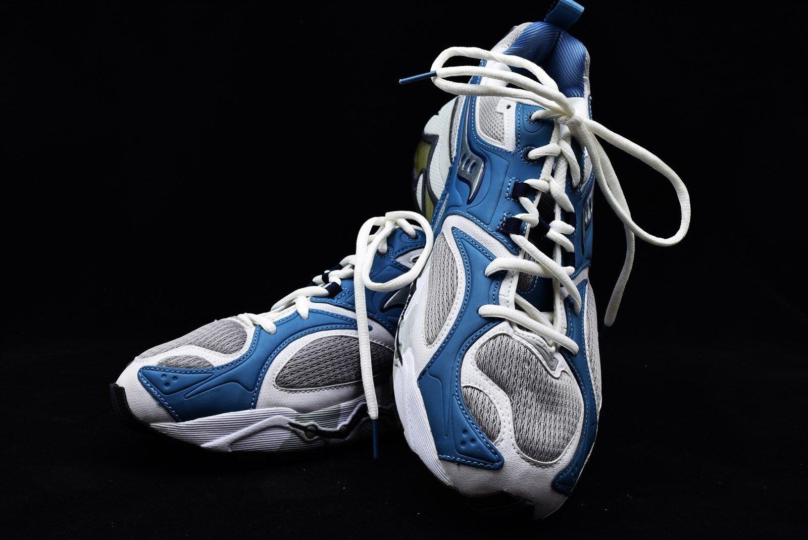 Saucony Grid estabilidad Mc Para Mujer Zapatillas Zapatillas Zapatillas gry azul navy Talla 6.5  promociones de descuento