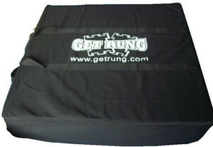 "carrying case for 1"" flooring - 100 sq ft getrung interlocking foam mat bag"