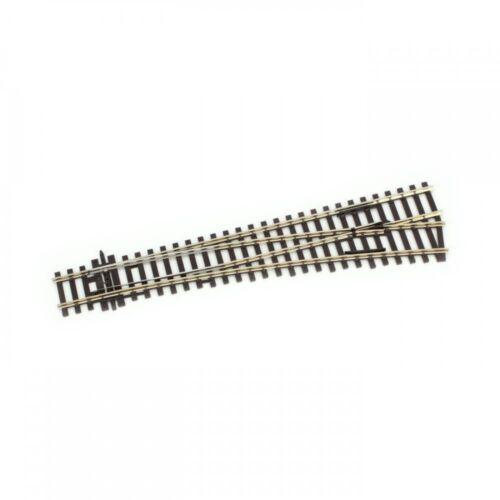 PECO HO Code 100 Insulfrog Medium Right-Hand Turnout PPCSL95