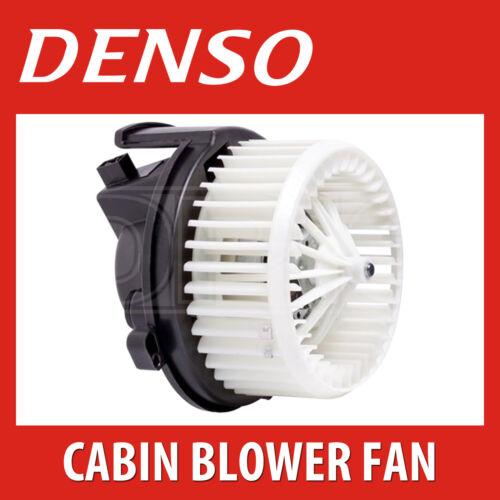 DENSO Interior Cabin Blower - DEA01011 - Heater Fan - Genuine DENSO OE Fan