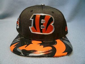 New-Era-9Fifty-Cincinnati-Bengals-NFL-Draft-17-Snapback-BRAND-NEW-hat-cap-Cinci