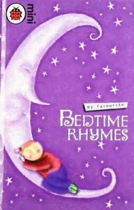 My Favourite Bedtime Rhymes (Ladybird Minis), Ladybird, Used; Good Book