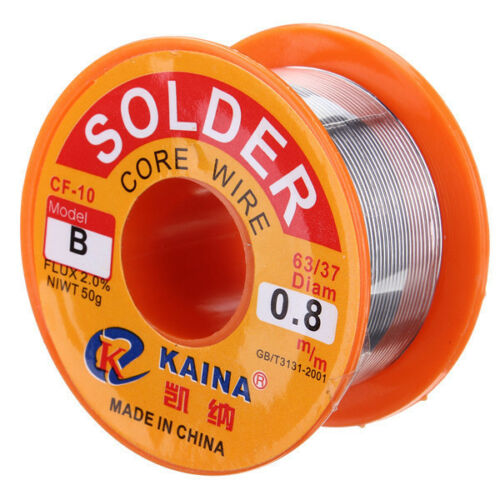Lead SOLDER Roll Tin