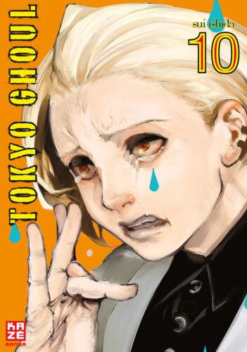 Tokyo Ghoul 10 KAZE Manga Deutsch NEUWARE
