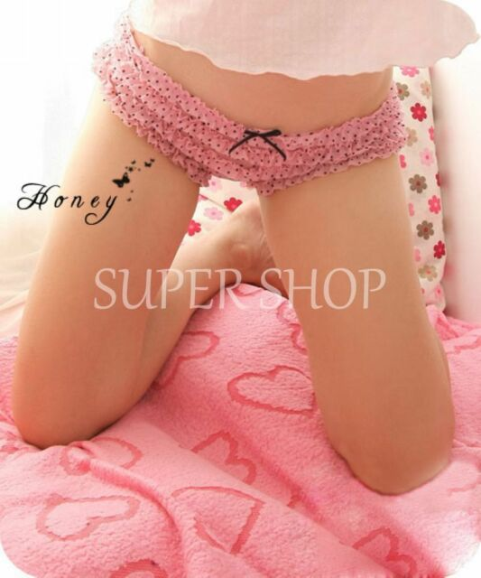 Womens Sexy Fashion Panties Briefs Knickers Bikini Lingerie Underwear 225