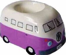 Purple VW Volkswagen Kombi Camper Van Breakfast Egg Cup Boiled Egg Holder