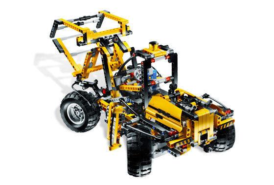 LEGO® TECHNIC 8295 Teleskoplader Neu OVP _Telescopic _Telescopic _Telescopic Handler NEW MISB NRFB 217c6c