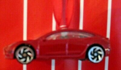 TESLA MODEL 3 CUSTOM MADE CHRISTMAS TREE CAR ORNAMENT ...