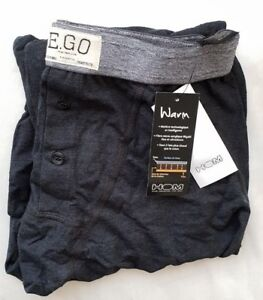 HOM-long-johns-E-go-COLOURFUL-Modal-PJ-bottoms-thermal-Underwear-sale