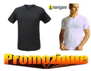 Cotone Uomo Pezzi Scollo Shirt V Intimo Canotta Elasticizzato T 3 9DHIEY2W