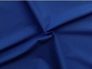 """/""""44/"""" dress fabric Cotton poplin fabric plain multiple colours sold by meter"""