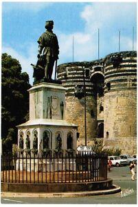 1980s-France-Postcard-Les-Merveilles-Du-Val-De-Loire-Angers-France