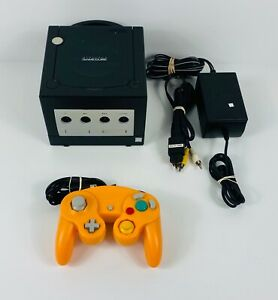 Nintendo Gamecube Console DOL-101 With Controller & Cords