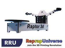 Raptor 3D Scanner - DIY Frame Kit - Reprap 3D Printing Drucker - Laser Color