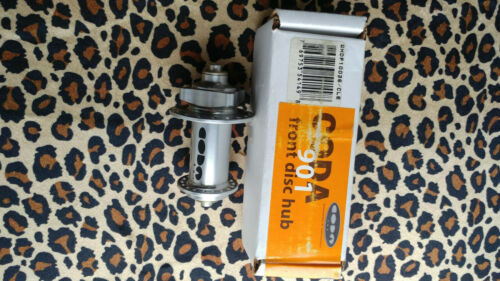 NOS NIB Cannondale CODA 901 Front Hub 36H MSRP 49.99$ old school mountain bike