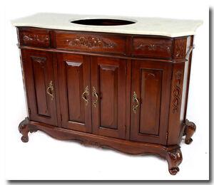 Mobile bagno lavello vasca 39 800 inglese arredamento casa for Ebay arredamento antiquariato